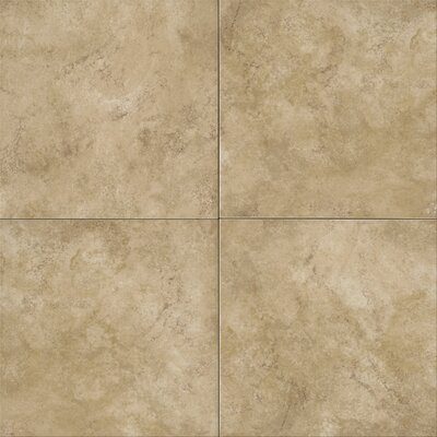 Cape Coast 16 x 16 Porcelain Field Tile in Chateau