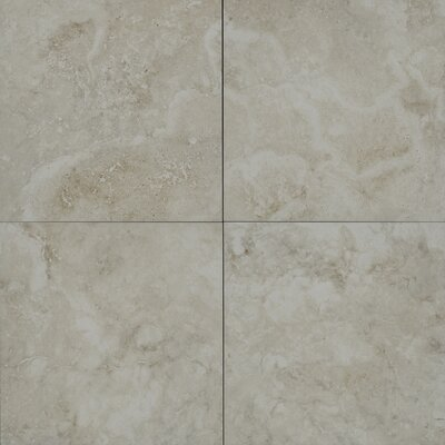 Danveport 20 x 20 Porcelain Field Tile in Sand