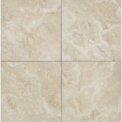 Davenport 20 x 20 Porcelain Field Tile in Sail
