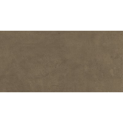 Fairfield 12 x 24�Porcelain Field Tile in Chocolate