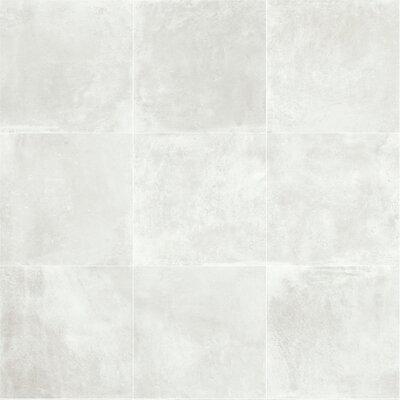 Portfolio 24 x 24 Porcelain Field Tile in White