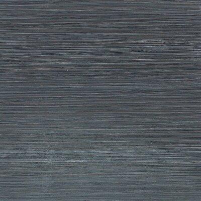 Fabrique 2 X 2 Glass Mosaic Tile in Noir Linen