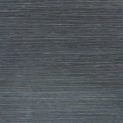 Fabrique 12 x 12 Porcelain Field Fabric Look/Field Tile in Noir Linen