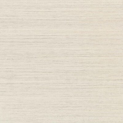 Fabrique 24 x 24 Porcelain Fabric Look/Field Tile in Cream