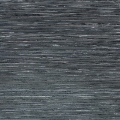 Fabrique 24 x 24 Porcelain Fabric Look/Field Tile in Noir Linen