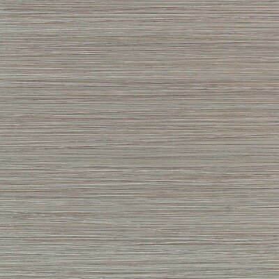 Fabrique 24 x 24 Porcelain Fabric Look/Field Tile in Gris Linen