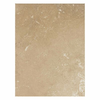 Sandalo 9 x 12 Ceramic Field Tile in Acacia Beige