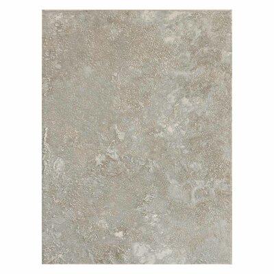 Sandalo 9 x 12 Ceramic Field Tile in Castillian Gray