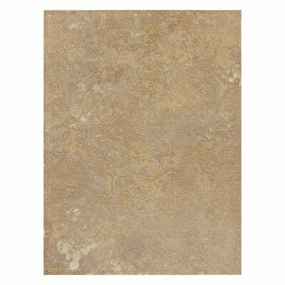 Sandalo 9 x 12 Ceramic Field Tile in Raffia Noce
