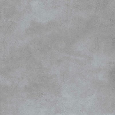 Hampstead 19.5 x 19.5 Porcelain Metal Look/Field Tile in Steel