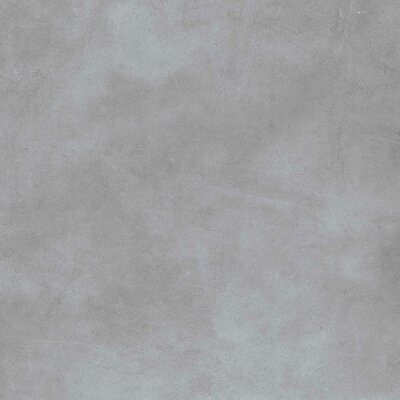 Hampstead 6.375 x 6.375 Porcelain Metal Look/Field Tile in Steel
