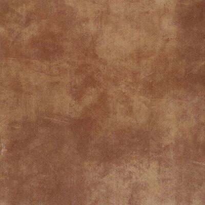 Hampstead 6 1/2 x 6 1/2 Field Tile in Rust