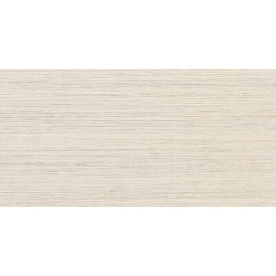 Fabrique 12 x 24 Porcelain Field Tile in Cr�me Linen