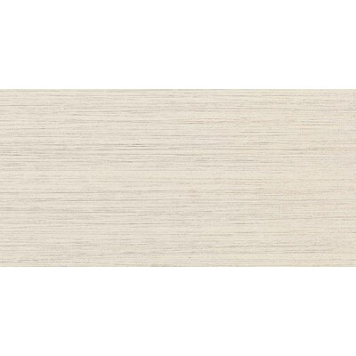 Fabrique Unpolished 12 x 24 Field Tile in Creme Linen