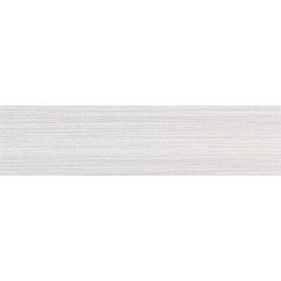 Fabrique Porcelain Unpolished Field Tile in Blanc Linen