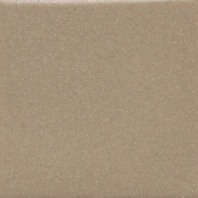 Modern Dimensions 4.25 x 12.75 Ceramic Fabric Look/Field Tile in Elemental Tan