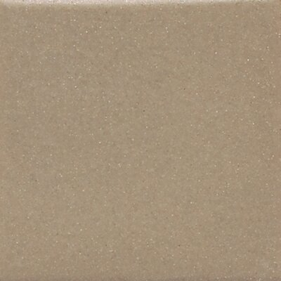 Modern Dimensions 4.25 x 8.5 Ceramic Fabric Look/Field Tile in Matte Element Tan