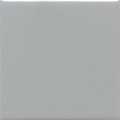 Modern Dimensions 4.25 x 12.75 Ceramic Field Tile in Matte Desert Gray
