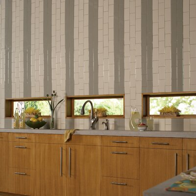 Guilford 3 x 6 Ceramic Subway Tile in Almond