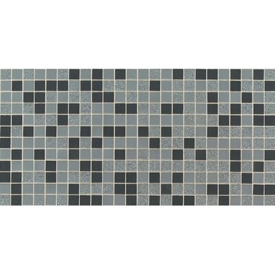 Daltile Dk08 11ms1p Smoke Blend Keystones 1 X Unglazed Dot Mounted Porcelain Multi Surface Mosaic Tile