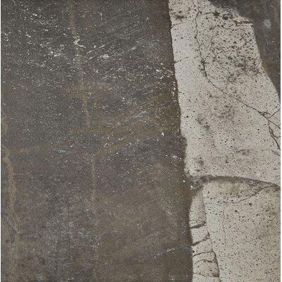 Ramires 20 x 20 Field Tile in Deep Grey
