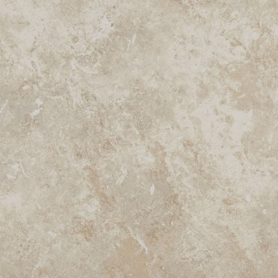 Cromwell 12 x 12 Ceramic Field Tile in White Rock