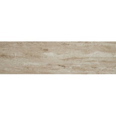 Mansfield Polished 8 x 36 Porcelain Field Tile in Sandy Flats