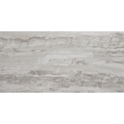 Mansfield Unpolished 12 x 24 Porcelain Field Tile in Silver Springs