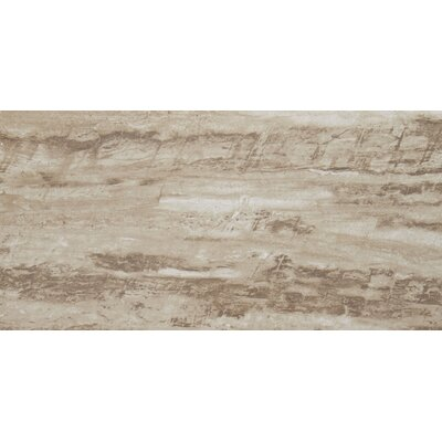 Mansfield Polished 12 x 24 Porcelain Field Tile in Sandy Flats