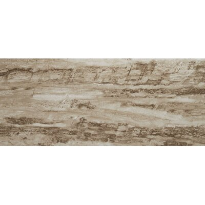 Mansfield Polished 12 x 36 Porcelain Field Tile in Sandy Flats
