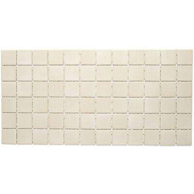 Dalton 2 x 2Mosaic Tile in Urban Putty