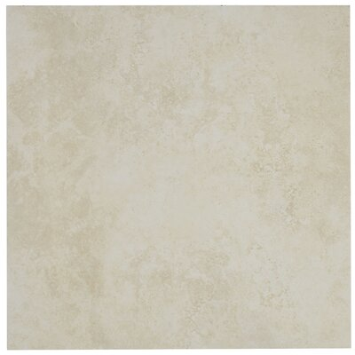 Andreo 13 x 13 Porcelain Field Tile in Crema