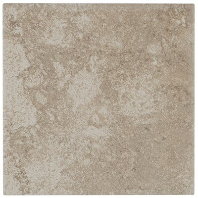 Remington 6 x 6 Ceramic Field Tile in Dorian Grey