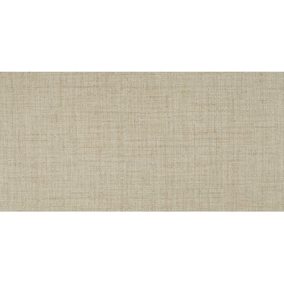 Aledo 12 x 24 Porcelain Fabric Look/Field Tile in Ecru