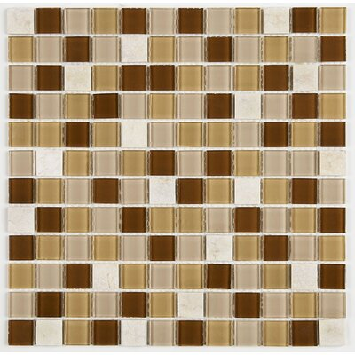 Gibson 1 x 1 Field Tile in Caramelo