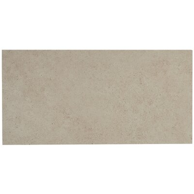 Haut Monde 12 x 24 Porcelain Field�Tile in Aristocrat Cream