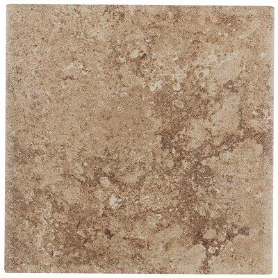 Remington 6 x 6 Ceramic Field Tile in Truffle Field
