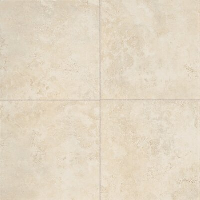Alessi 20 x 20 Field Tile in Crema