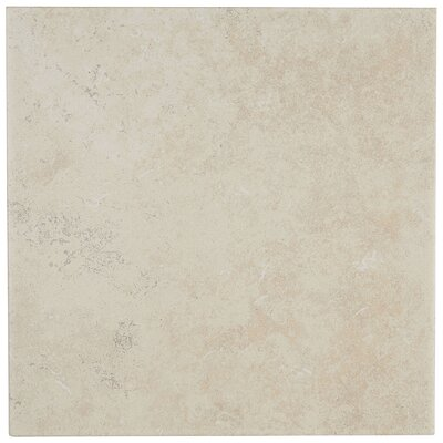 Jacobson 12 x 12 Ceramic Field Tile in Bone