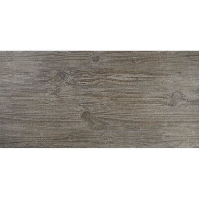Season Wood Porcelain Field Tile in Orchard Grey