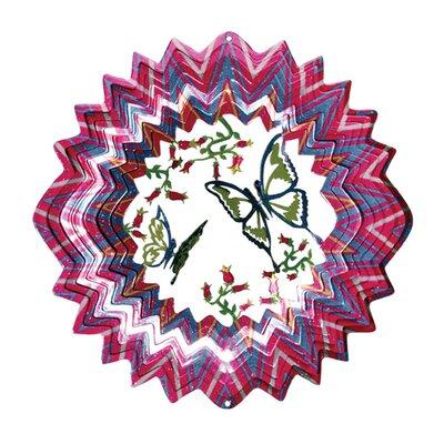 Designer 3D Butterfly Wind Spinner