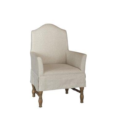 Hotel Maison Avignon Skirted Arm Chair Best Price