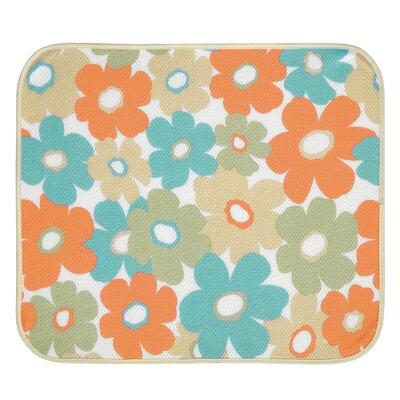 Floral Idry Kitchen Mat