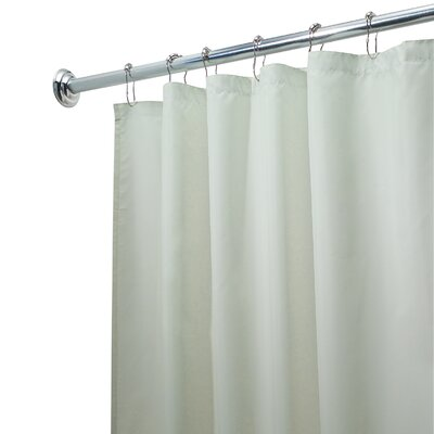 Shower Curtain Liner Color: Celery Green