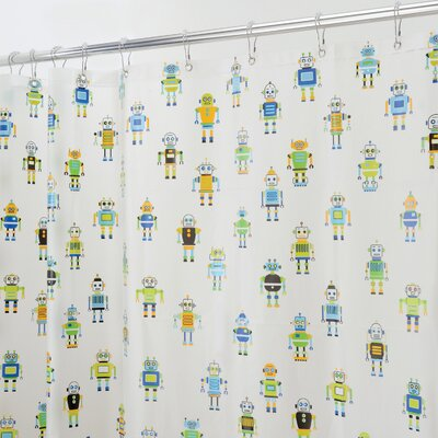 Robotz Shower Curtain