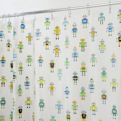 Robotz Shower Curtain