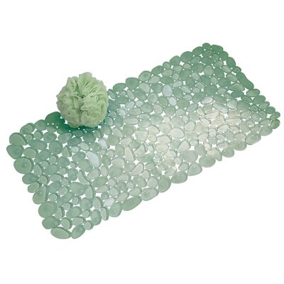 Pebblz Bath Mat Color: Green 80012