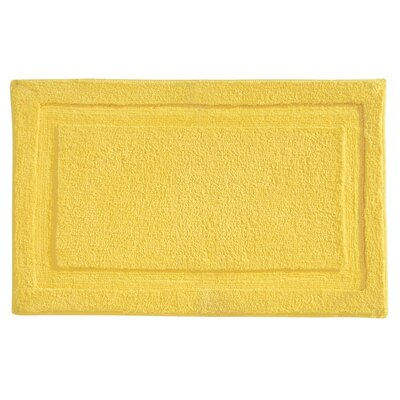 Spa Yellow Indoor/Outdoor Area Rug