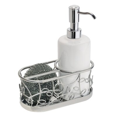 Twigz Soap Dispenser Pump and Sponge Caddy