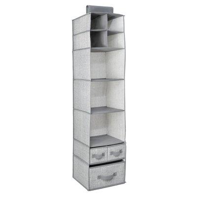 Aldo 7-Compartment Closet Hanging Organizer
